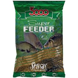 SENSAS NADA 3000 SUPER FEEDER RIVER BLACK 1KG