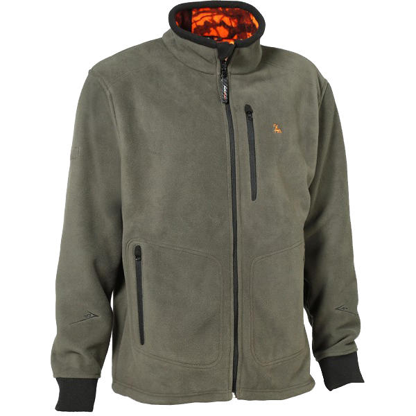 VERNEY-CARRON JACHETA FLEECE REVERSIBLE MAR.S