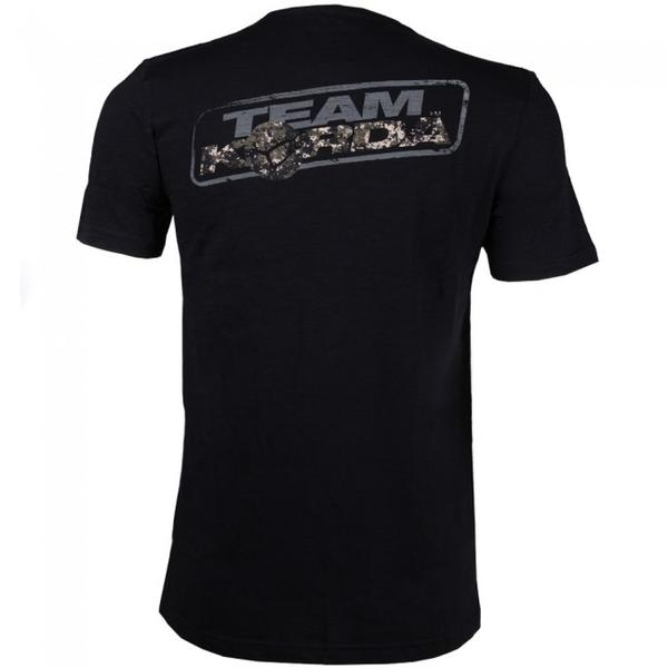 KORDA TRICOU KORE DIGITAL CAMO TK BLACK MAR.M