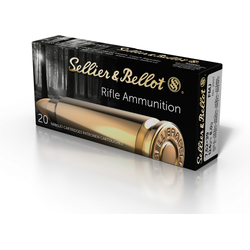SELLIER & BELLOT 7,62X39/FMJ/8,0G