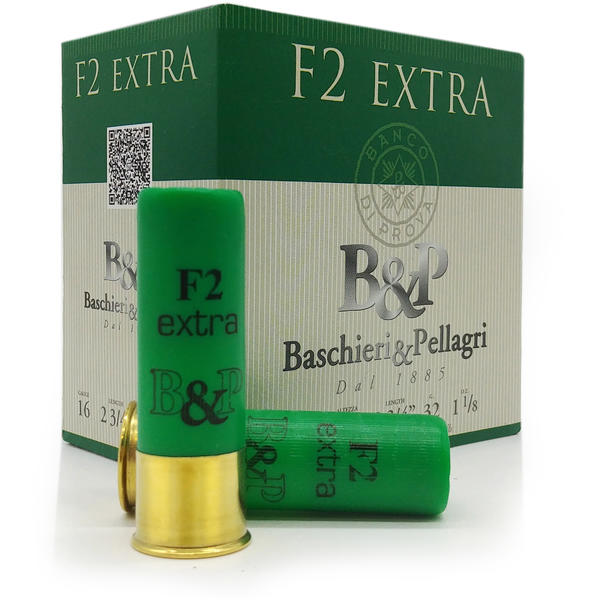 BASCHIERI & PELLAGRI F2 EXTRA CAL.16/32G/3,5MM(2)