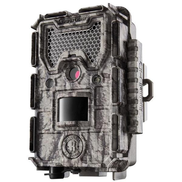 BUSHNELL CAMERA VIDEO HD TROPHY AGGRESSOR CAMO LED