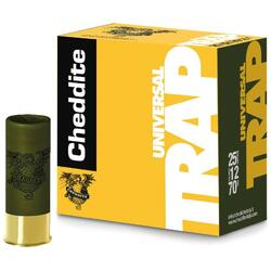 CHEDDITE UNIVERSAL TRAP CAL.12/70/28G/2,0MM (9,5)