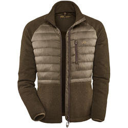 BLASER JACHETA HYBRID FLEECE OLIVE MAR.2XL