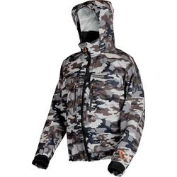 SAVAGE GEAR JACHETA  CAMO MAR.M