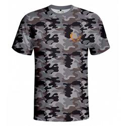 SAVAGE GEAR TRICOU SIMPLY SAVAGE CAMO MAR.M