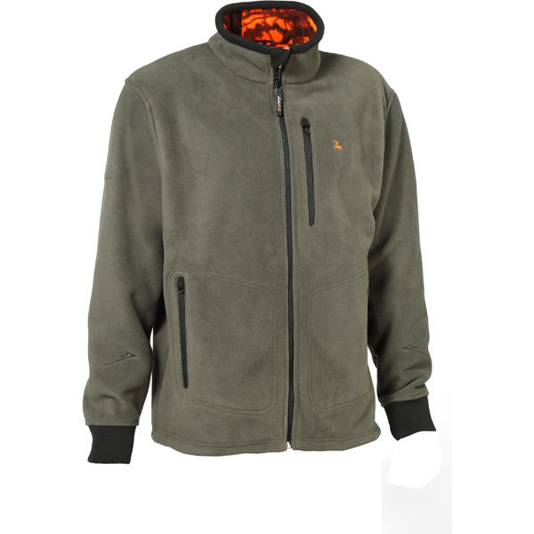 VERNEY-CARRON JACHETA FLEECE REVERSIBLE MAR.L