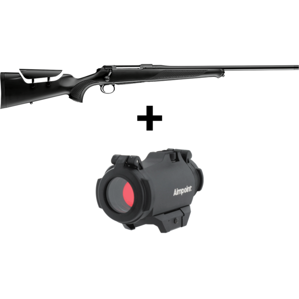 SAUER S101 CLASSIC XTA 30.06 + AIMPOINT MICRO H2
