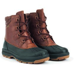 AIGLE TENERE WARM PIELE BROWN/BLACK MAR.43