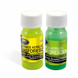 LINEAEFFE VOPSEA FOSFORESCENTA 10ML FLUO RED/ORANGE