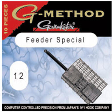 GAMAKATSU G-METHOD FEEDER SPECIAL 10BUC/PL