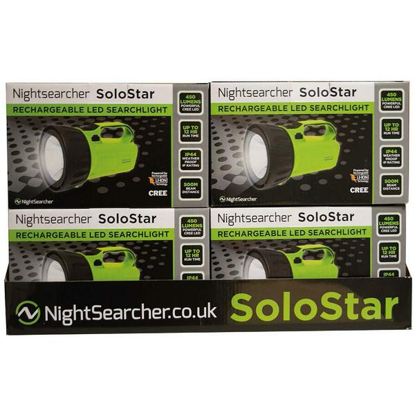 ARROW INT. PROIECTOR MANA NIGHTSEARCHER SOLOSTAR 450LM/500M/125MM