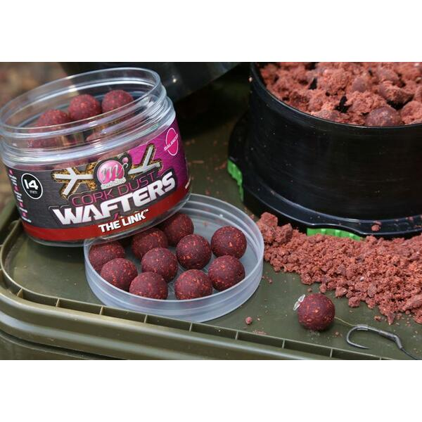 MAINLINE POP-UP CORK DUST WAFTERS ESSENTIAL 14MM
