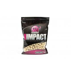 MAINLINE BOILIES HIGH IMPACT PEACHES&CREAM 16MM 1KG