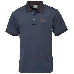 SAVAGE GEAR TRICOU SIMPLY SAVAGE POLO BLEUMARIN MAR.XL