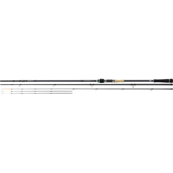 LANSETA DAIWA 3+3BUC.POWERMESH FEEDER 3,60M/-150G