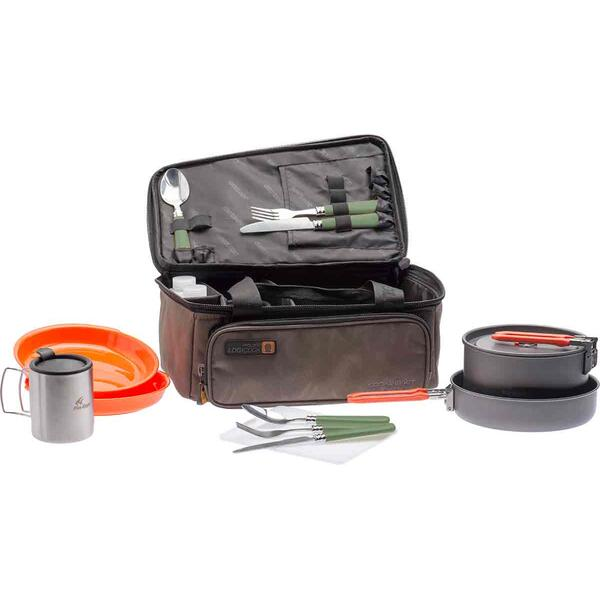 PROLOGIC SET LOGICOOK COOKING KIT 2 PERS+GEANTA
