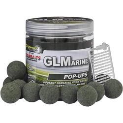 STARBAITS POP-UP GL MARINE DARK GREEN 14MM/80GR
