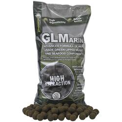 STARBAITS BOILIES GL MARINE DARK GREEN 20MM/1KG