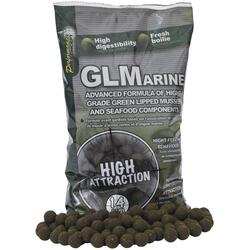 STARBAITS BOILIES GL MARINE DARK GREEN 14MM/2.5KG