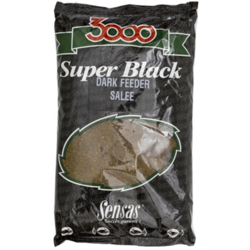 SENSAS NADA 3000 DARK SALTY FEEDER 1KG