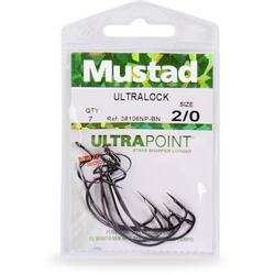 MUSTAD ULTRAPOINT BLN OFFSET 7BUC/PL