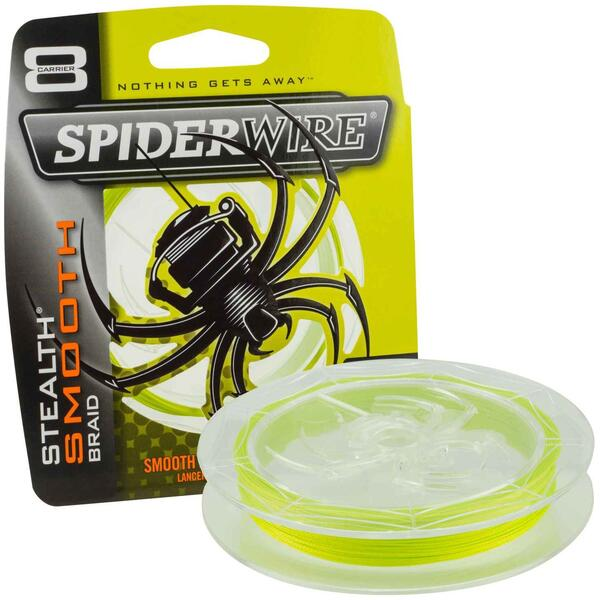 SPIDERWIRE TEXTIL STEALTH 8 GALBEN 006MM/6,6KG/150M