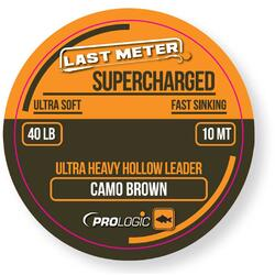 PROLOGIC LEADER SUPERCHARGED CAMO BROWN 50LBS/7M