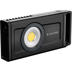 LEDLENSER IF4R BLACK 2500LM + INCARCATOR