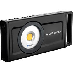 LEDLENSER IF8R BLACK 4500LM + INCARCATOR