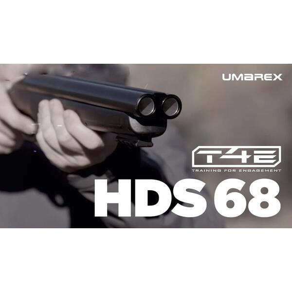 pistol UMAREX PUSCA CO2 AIRSOFT HDS 68 CAL..68 2BB 7,5J