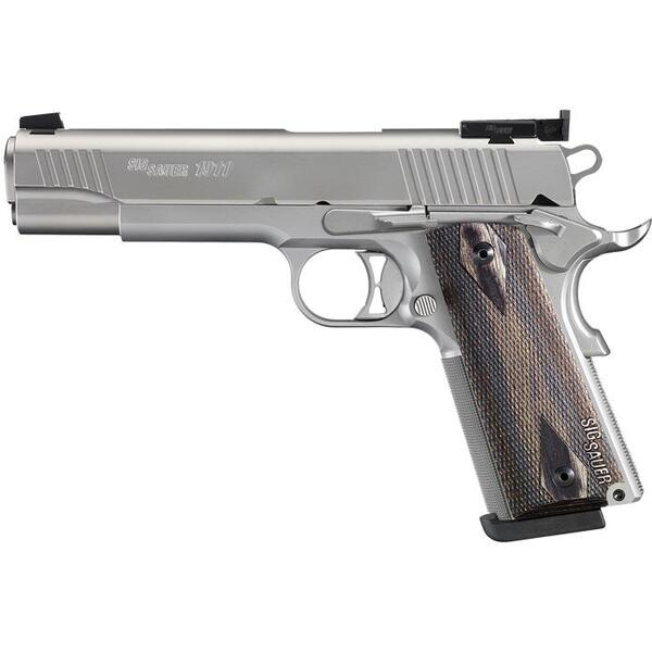 SIG SAUER PISTOL 1911 TRADITIONAL MATCH ELITE 9X19MM