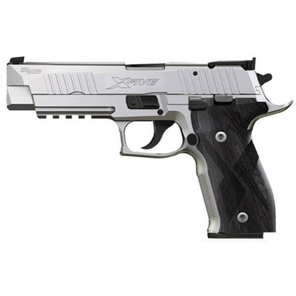 SIG SAUER PISTOL P226 X-FIVE ALLROUND 9X19MM SA/DA