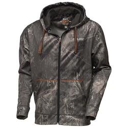 JACHETA REALTREE FISHING ZIP MAR.M