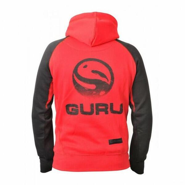 GURU HANORAC GAMMA RED MAR.XL