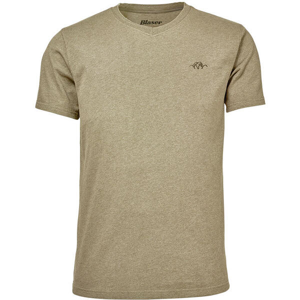 BLASER TRICOU V-NECK BEJ MAR.2XL