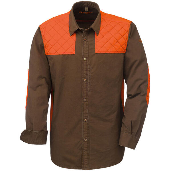 BLASER CAMASA TWILL MODERN MARO/ORANGE MAR.M
