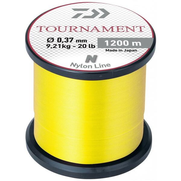 DAIWA FIR MONOFILAMENT TOURNAMENT 026MM/5,7KG/1200M
