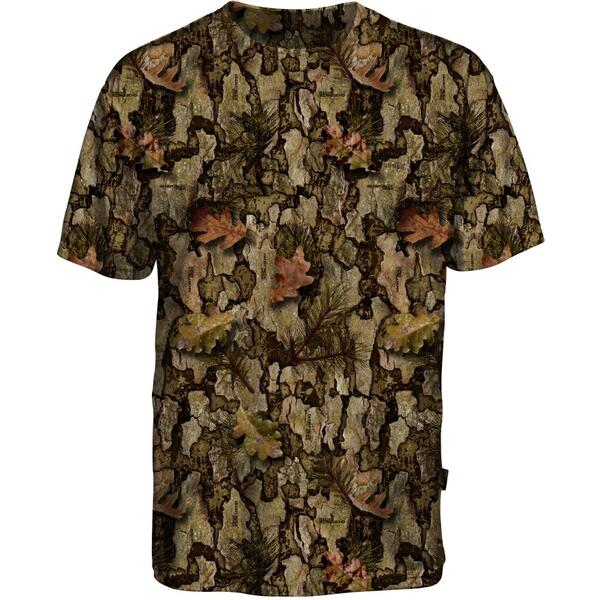 TREESCO TRICOU CAMO GHOST MAR.XL