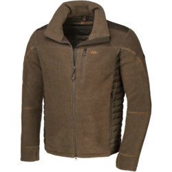 BLASER JACHETA FLEECE SPORTY MUD MAR.S