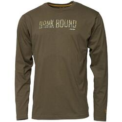 TRICOU BANK BOUND CAMO LONG SLEEVE MAR.L
