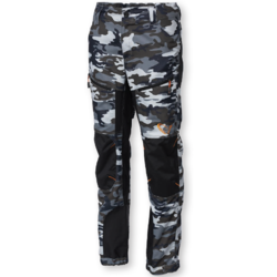 SAVAGE GEAR PANTALON CAMO MAR.M