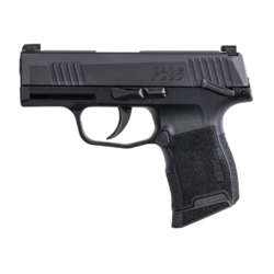 PISTOL P365 MS 9X19MM BLACK