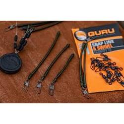 GURU MONT. FEEDER LINKS MEDIUM 0.25MM