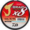 DAIWA FIR J-BRAID GRAND X8E BLUE 006MM/5KG/135M