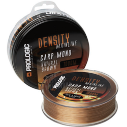 PROLOGIC FIR DENSITY CARP MONO BROWN 0.37MM/8,17KG/1000M