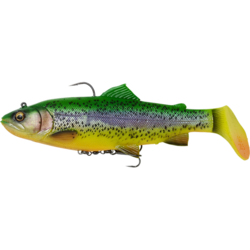 SAVAGE GEAR 4D TROUT RATTLE 12,5CM/35G/FIRETROUT