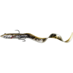 SAVAGE GEAR 4D REAL EEL 20CM/38G OLIVE PEARL PHP