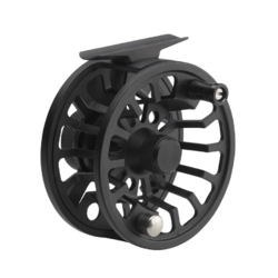 MULINETA DE MUSCA SCIERRA TRACK 2 FLY REEL CL.3/4 BLACK