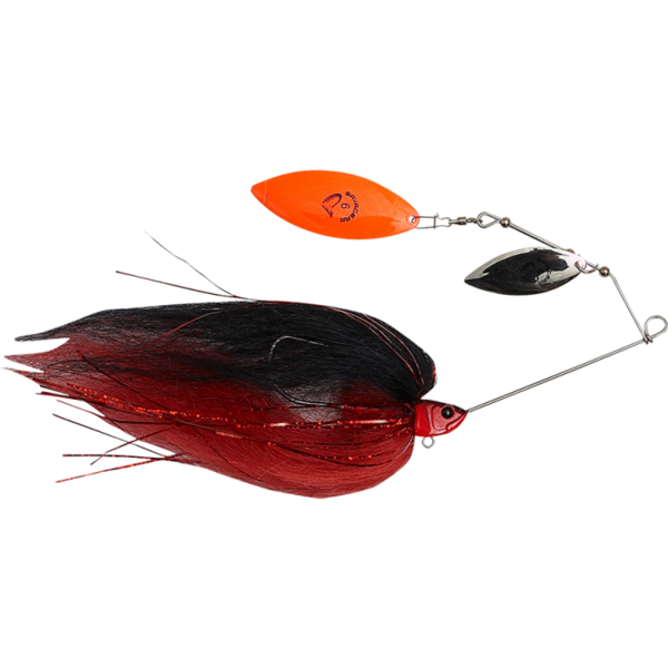 SAVAGE GEAR SPINNERBAIT DA MEGA BUSH NR.8/55G BLACK/RED